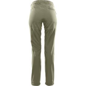 Haglöfs Lite Hybrid - Pantalones Mujer - verde